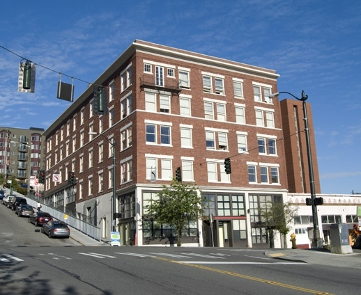 Ascona apartments daly partners seattle real estate Downtown seattle apartments